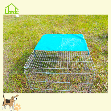 High-quality and inexpensive folding rabbit cage