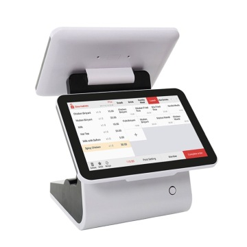 12.5`` dual screen portable android pos