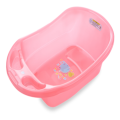Small Size Classic Transparent Infant Bathtub