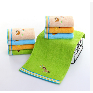 Kids Baby Pretty Design Soft Cotton Face Towel