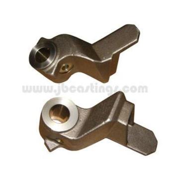 Steel Investment Casting Lost Wax Casting Machine Parts