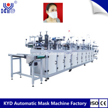 N95 Nonwoven Duck Bill Type Mask Machine