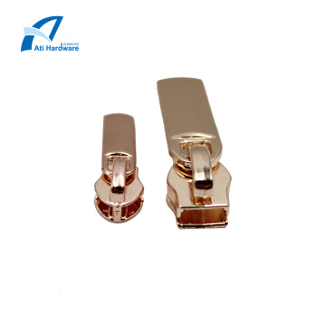Metal Hardware Decorative Zip Puller for Bag