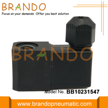 10mm Hole Solenoid Valve Coil With DIN43650B