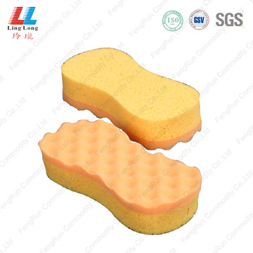 Seaweed bulk car cleaning basic sponge