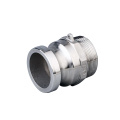 Stainless Steel Male Camlock Quick Coupling