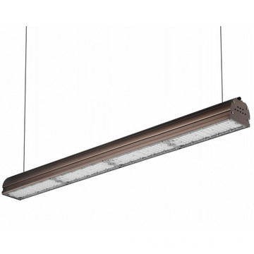 160W Driverless Linear LED High Bay Lampu