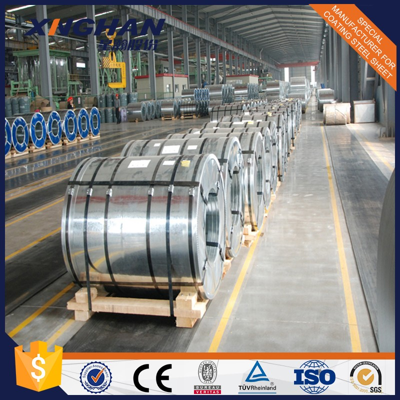 Competitive Price Galvanized Steel Coil dx51d