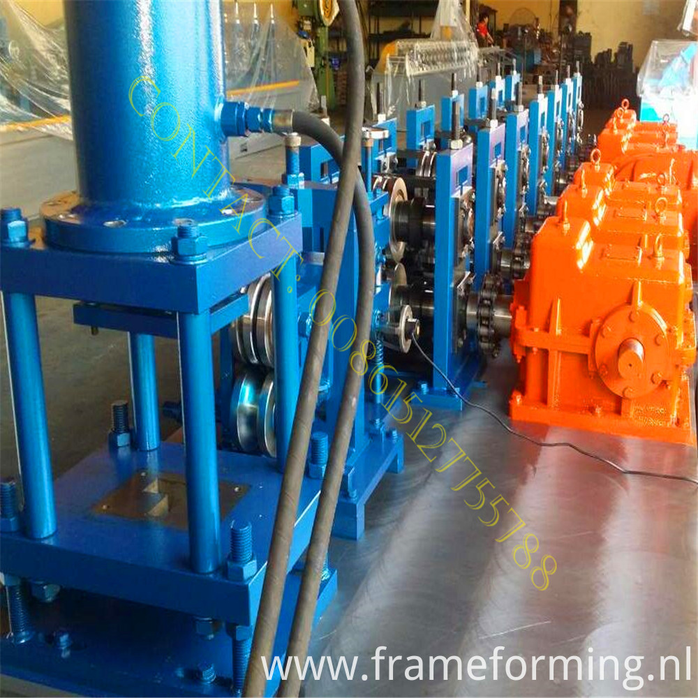 bolts rolling forming machine (8)