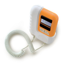 I-CE ye-Medical Baby Heartbeat Monitor I-Fetal Doppler Ephathekayo