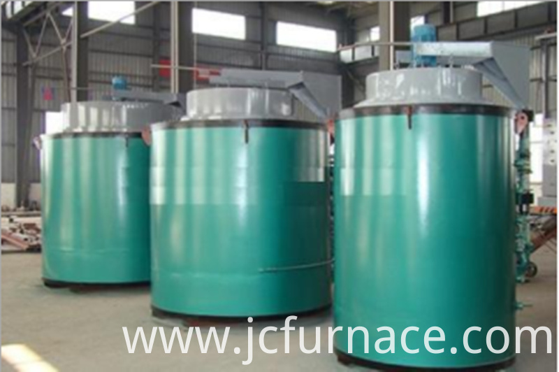 Vacuum tempering furnace completed