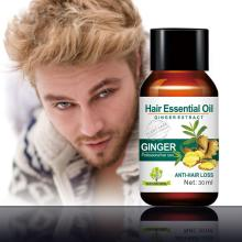 Mokeru 30ml Ginger Oil Natural Anti Hair Loss Products Essential Oil Hair care for Woman and Man Fast Growing hair Treatment