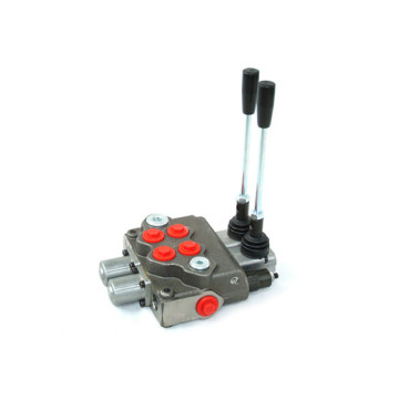 Hydraulic manual Monoblock Valves