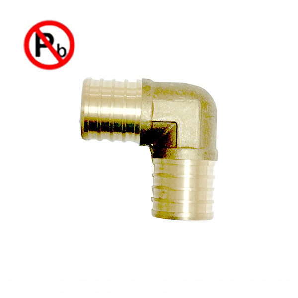 Nsf Lead Free Brass Usa Pex Fitting