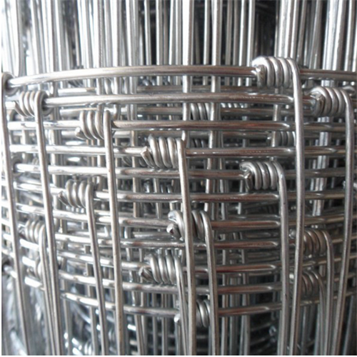 Galvanized Wire Mesh Field Fence for Deer/Cattle