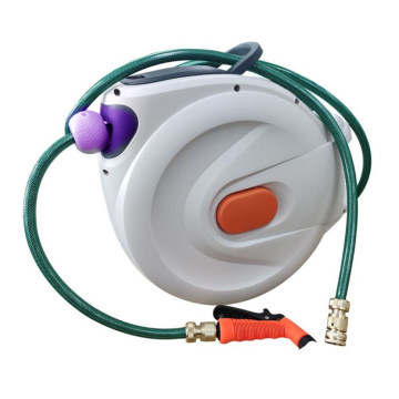 Wall Mounted Garden Hose Reel