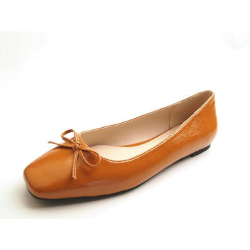 Women's Elegant Ballet Shoes Patent Leather  Flats