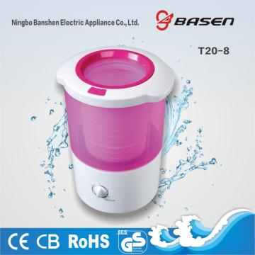 Hot Sell Mini 2KG Transparent Spin Dryer