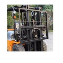 Forklift attachment forklift side shifter