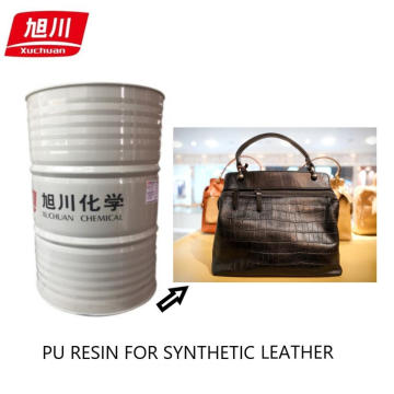 PU resin for artificial leather sofa leather Skin