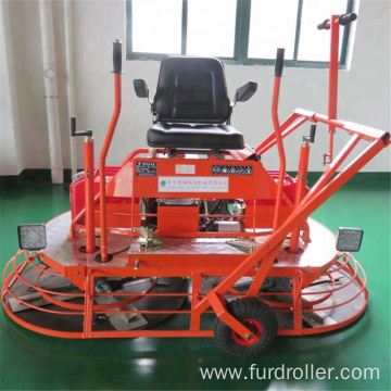 24Hp Kohler engine 100cm ride on concrete trowel machine (FMG-S36)