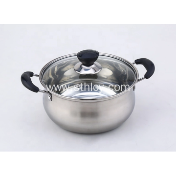 High Performance Stainless Steel Soup Pot