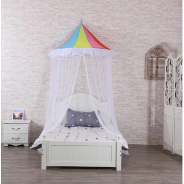 Lightweight dome mosquito net for children