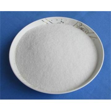 Strongly flocculating polyacrylamide anion