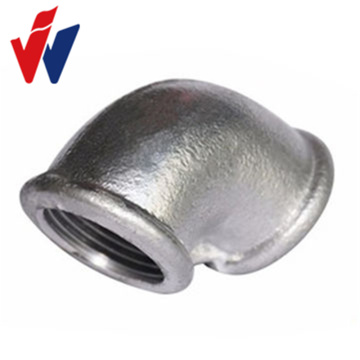 Beaded type Galv. Malleable Iron Pipe Fitting