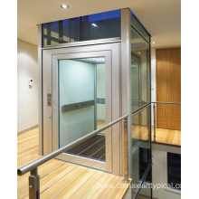 Glass Villa Home Lift