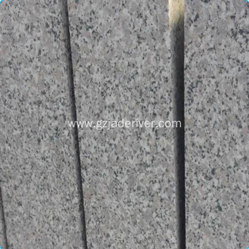 Gray Granite Slab Roadside Stone