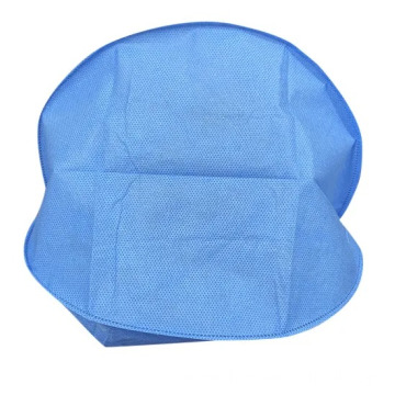Disposable Non Woven Bouffant Head Cap for Medical