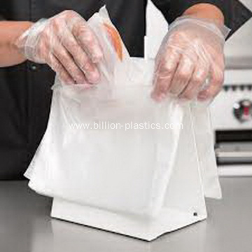 High Density Food Grade Deli  Bags