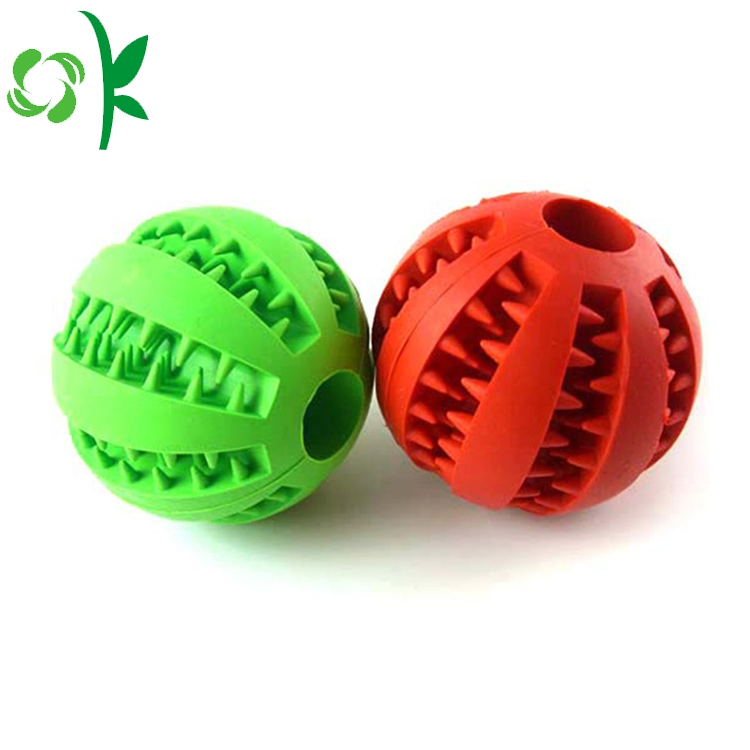 Silicone Pet Ball