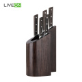 New Arrivals 6pcs Stainless Steel Kitchen Knife Set