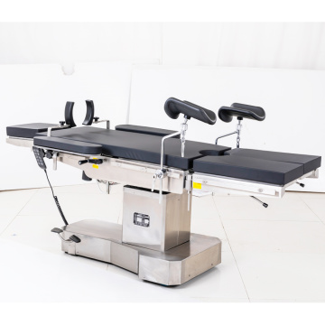 Multifunction x-ray surgical operating table