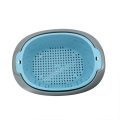 Garwin Plastic Nest Washing Colander Strainer Set