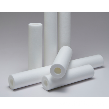 High Intensity PP Melt Blown Filter Cartridges