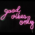 GOOD VIBES NEON LIGHT