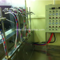 Automatic Plastic Parts UV Coating Spraying Painting Line