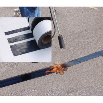 Bitumen Waterproofing Membrane Tape For Asphalt Crack Repair
