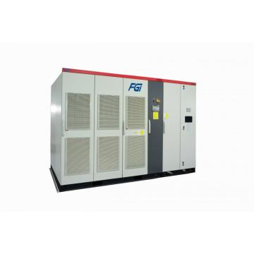 3kV Medium Voltage Variable Frequency Drive 3 Phase