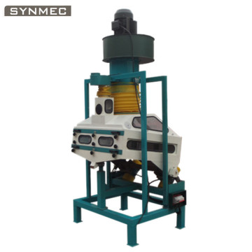Big Capacity Rice Stone Sand Removing Machine