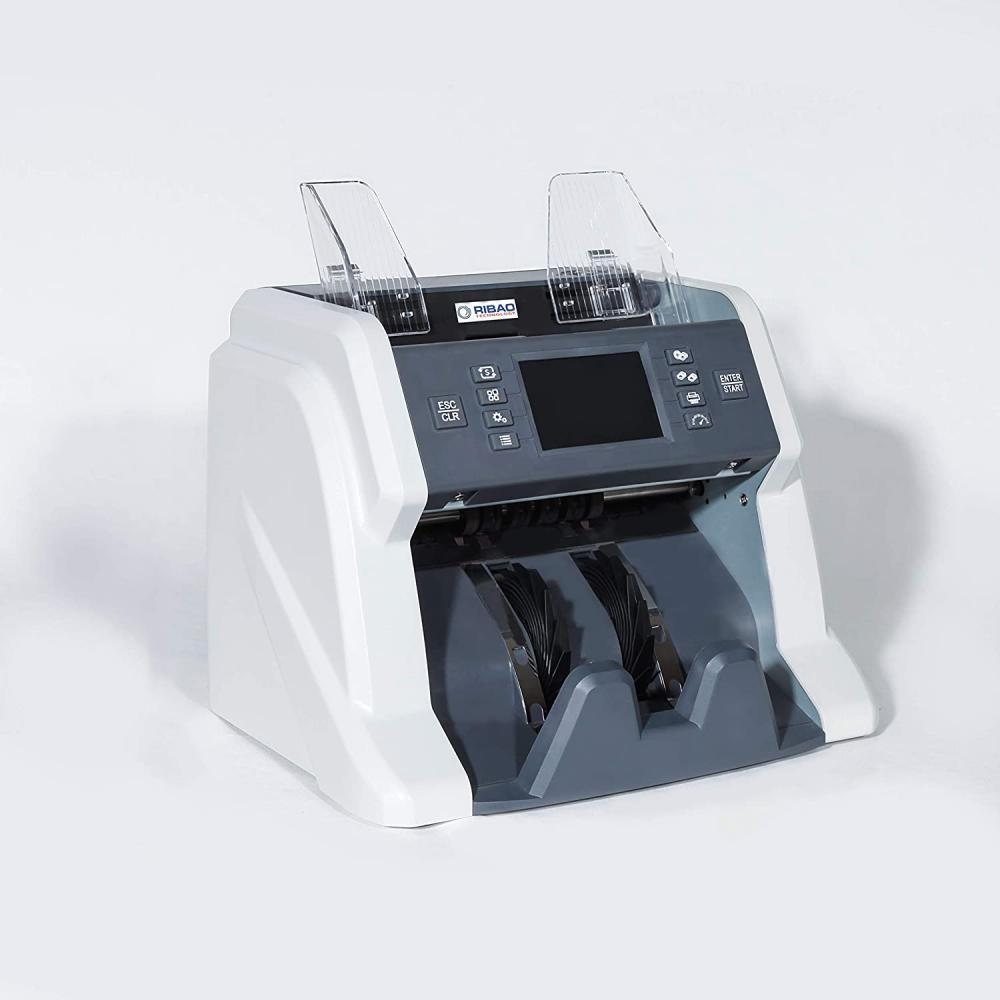Value Counter Banknote Discriminator