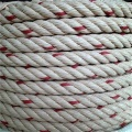 Tensile resistance 6mm 10mm braided polyester nylon rope