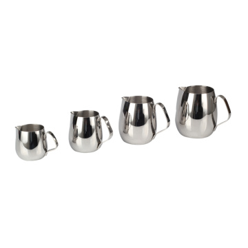 Stainless Steel Milk Jug Drum-shape