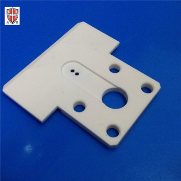 Ra0.02 PCB circuit heat sink zirconia ceramic sheet