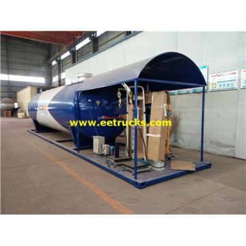 50cbm 25MT Cooking Gas Skid Plants