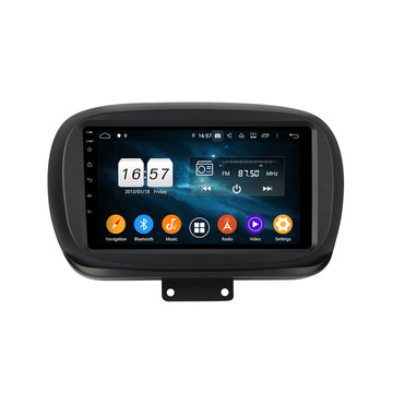 Android 9.0 car radio for Fiat 500X 2014-2019
