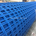 Steel Plastic Composite Geogrid For Road /Coal Mines